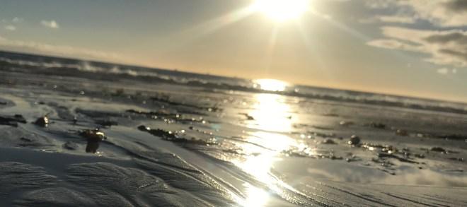 equinox sand swirls