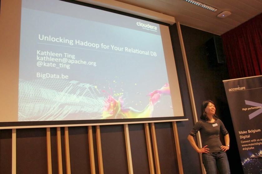 Scoop - Unlock Hadoop