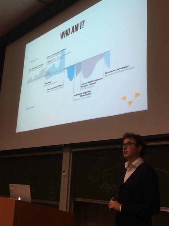 Karim Douïeb on Spark for Big Data at telcos