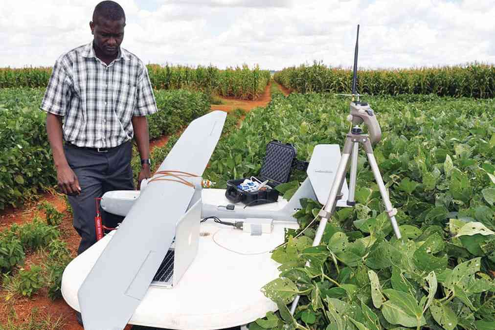 Big data needed for an agricultural boom