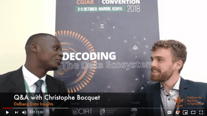 Q&A with Christophe Bocquet from Dalberg Data Insights