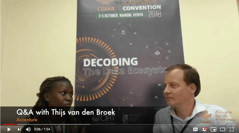 Q&A with Thijs van den Broek from Accenture