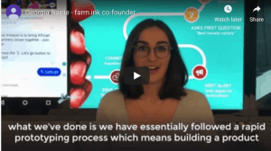 Smartphones and Chatbots for Smart Farming in Kenya with farm.ink