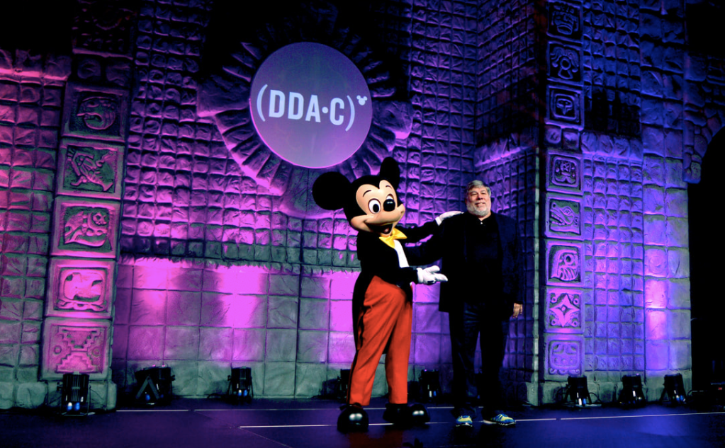 Micky Mouse is growing a Big Data Beard!