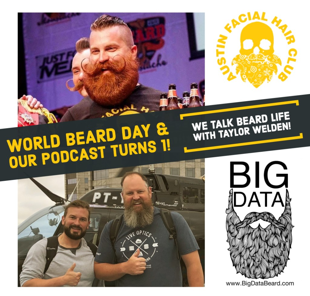 BDB Podcast EP 40 – Living the Beard Life