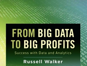 From raw data to real dollars, Russell Walker's new book shows how to monetize big data