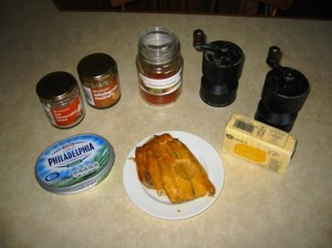 Big Dave's Kipper Pâté - Ingredients