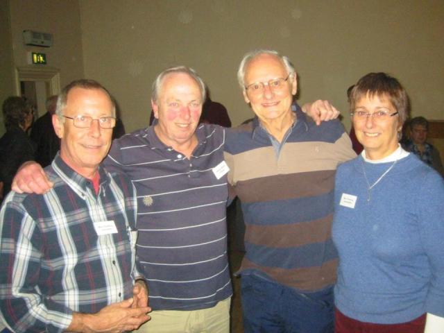 Pommers, Jay, Rufus & Pommette