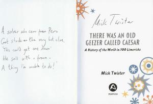 Mick Twister