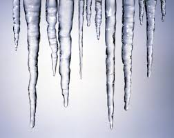 icicled