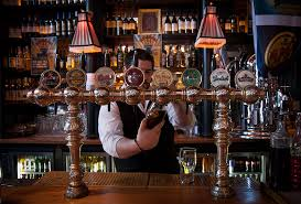 bar person