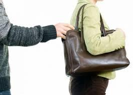 purse snatching