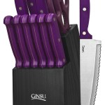 Ginsu 3891 Essential Series 14-Piece Cutlery Set