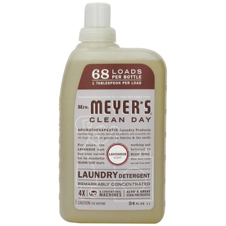 Mrs. Meyers Clean Day Liquid Laundry Detergent