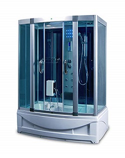 KBM 9001 Bathtub and Steam Shower