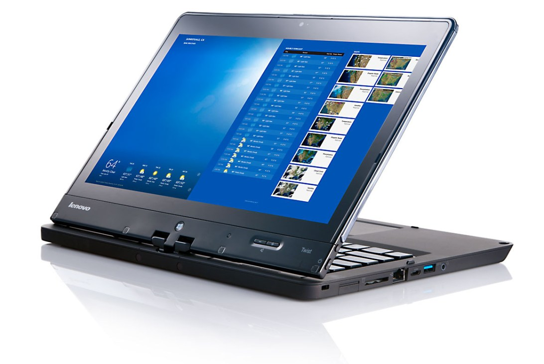 Lenovo ThinkPad Twist S230u 12.5 - Convertible Ultrabook