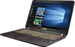 Asus Q524UQ 2-in-1 15.6″ Touch-Screen Laptop, Intel Core i7, 12GB Memory, 2TB Hard Drive, Chocolate Black, Windows 10 with 2GB dedicated graphics