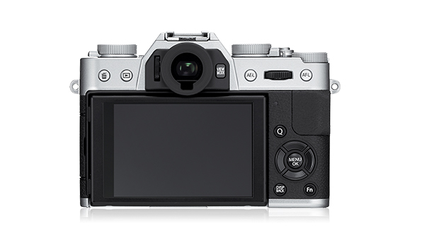 Fujifilm X-T10 Silver Mirrorless Digital Camera Kit with XC16-50mm F3.5-5.6 OIS II Lens