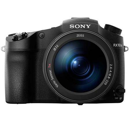 Sony Cyber-shot DSC-RX10 III 20.2 MP 4K Slow Motion with SONY Apps