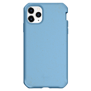 Itskins – Feroniabio Terra Biodegradable Case For Apple Iphone 11 Pro Max – Blue