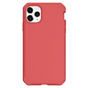 Itskins – Feroniabio Terra Biodegradable Case For Apple Iphone 11 Pro Max – Red