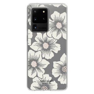 Kate Spade – Hardshell Case For Samsung Galaxy S20 Ultra – Hollyhock Floral
