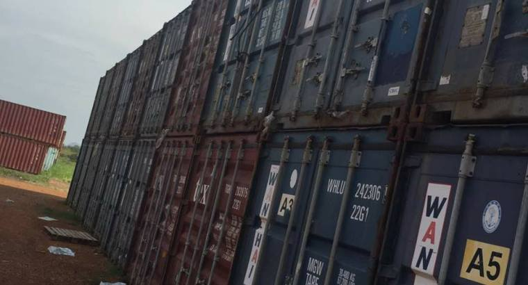 Shipping Containers On Sale