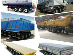Serin Semi-Trailers On Sale