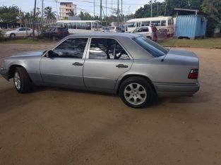 Mercedes Benz W124 On Sale