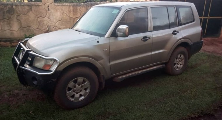 Pajero On Sale
