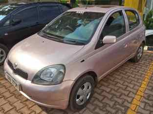 Toyota Vitz On Sale