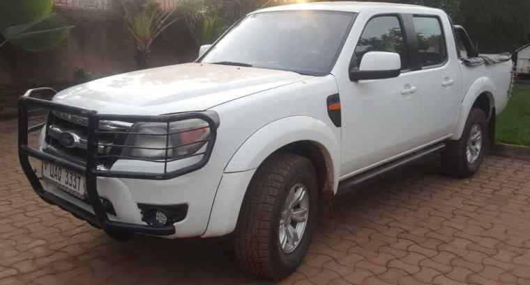 Ford Ranger Pick Up Truck for Hire