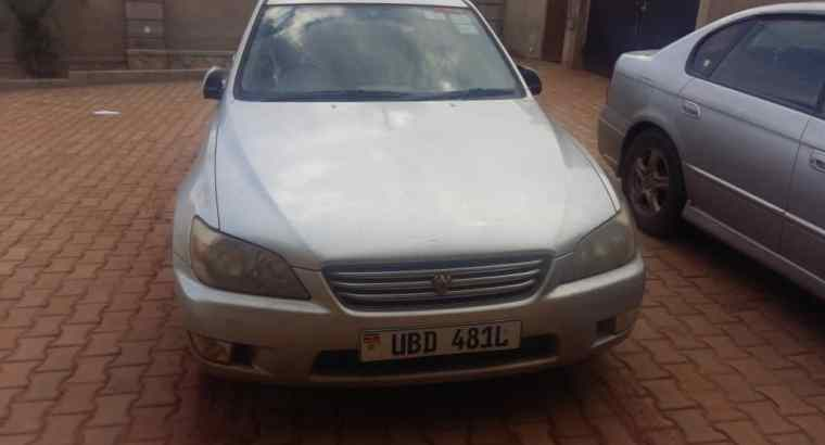 Toyota Altezza On Sale
