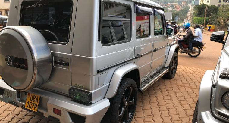 Mercedes Benz G Class For Hire