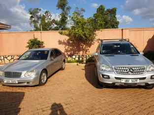 ML 4Matic For Hire