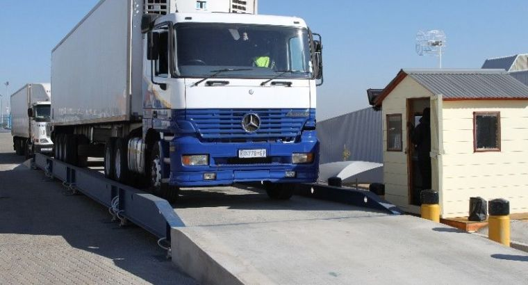 Special weighbridges (up to 400t) for sale in uganda