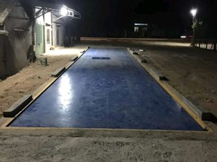 How much is a digital weighbridge in Kampala Uganda