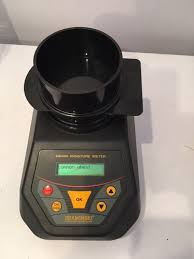 Portable coffee moisture meter for grain moisture meter for cocoa and coffee