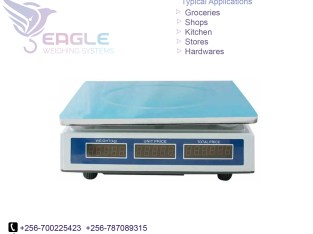 Bench Table Top Weighing Scales in Kampala