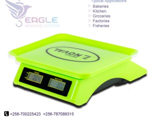 Retail Bar Code Printing Label Scales