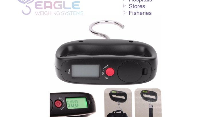 Digital Crane Portable Electronic Weighing Scales