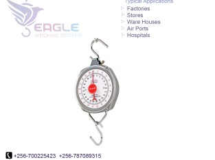 Salter weighing scales spring mechanical weight balance