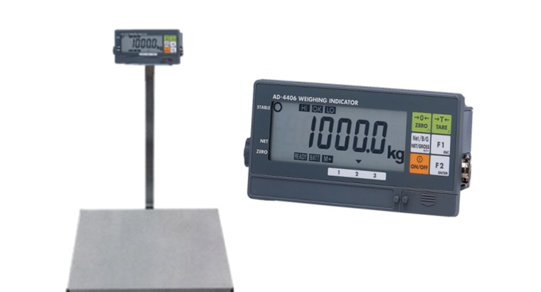 Platform weighing scales at Eagle Weighing Systems Ltd