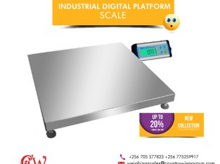 Durable heavy-duty platform scales Wandegeya Uganda