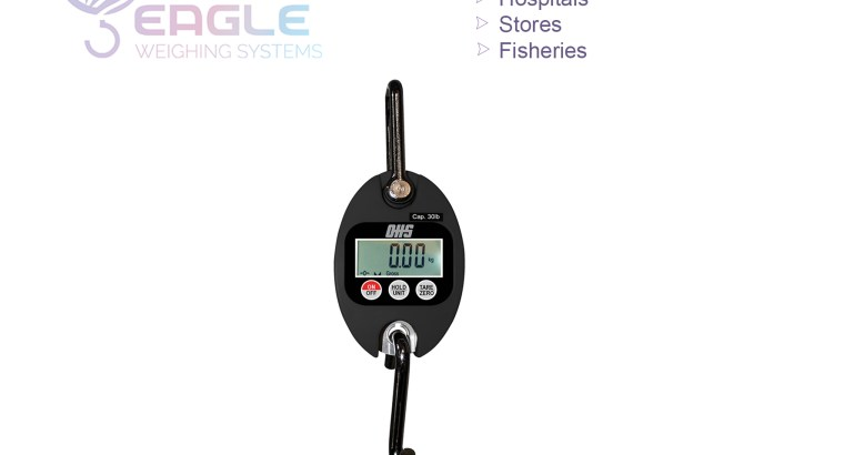 Digital Hanging Luggage Weight Scale