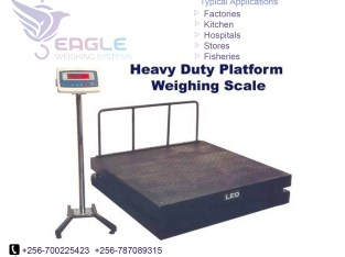 heavy duty weighing scales