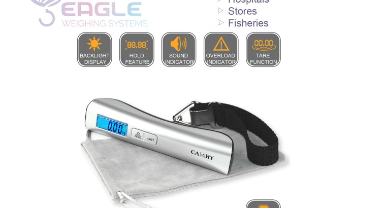 20kg high accuracy Double-sided hanging scales