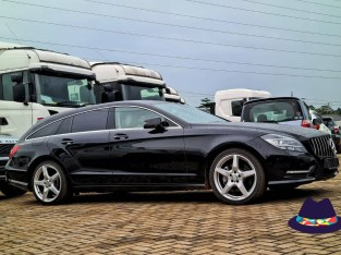 Mercedes Benz CLS Shooting Brake On Sale