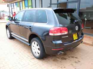 VW Touareg On Sale