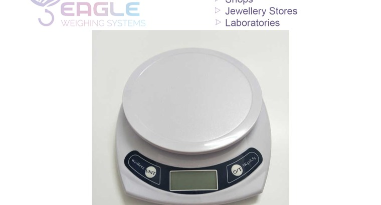 Electronic Weighing Table Scales